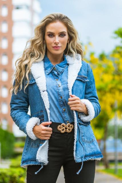 Parka Jeans 38 Premium Media
